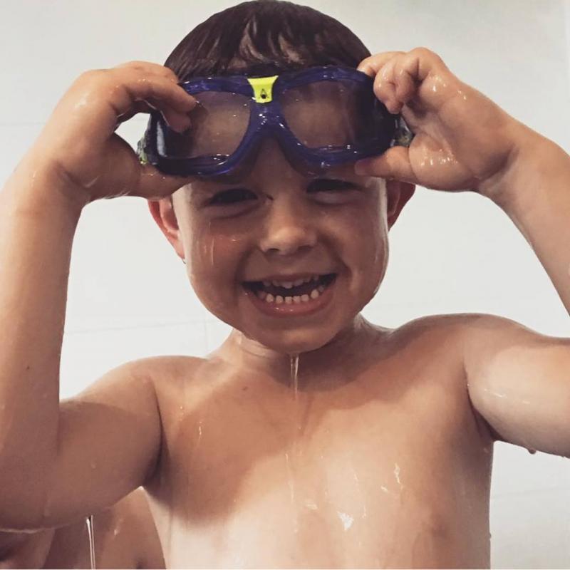 Child in swim classes for Prospect